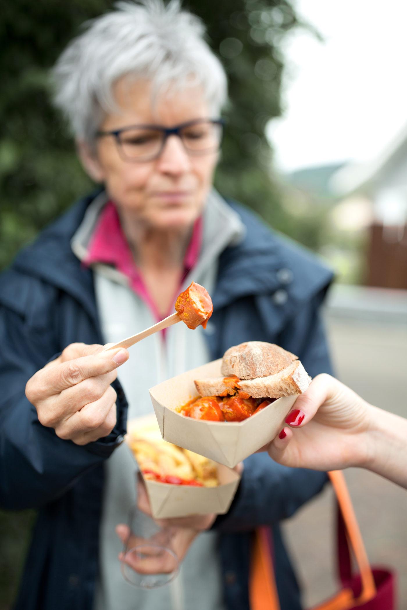 Curry Würstchen Foodtruck Impressionen | görriwürschtli Foodtruck Liestal – Das Currywurst-Erlebnis